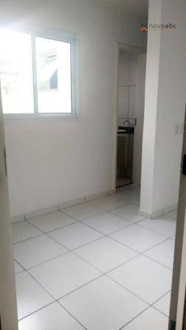 Kitnet com 2 dormitórios para alugar, 40 m² por R$ 1.000,00/mês - Vila Príncipe de Gales - - Foto 2