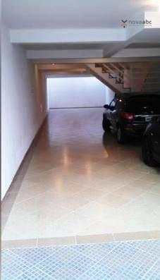 Apartamento com 2 dormitórios para alugar, 40 m² por R$ 1200/mês - Vila Floresta - Santo A - Foto 19