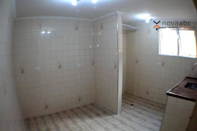 Apartamento com 2 dormitórios para alugar, 50 m² por R$ 1.020/mês - Vila Camilópolis - San - Foto 6