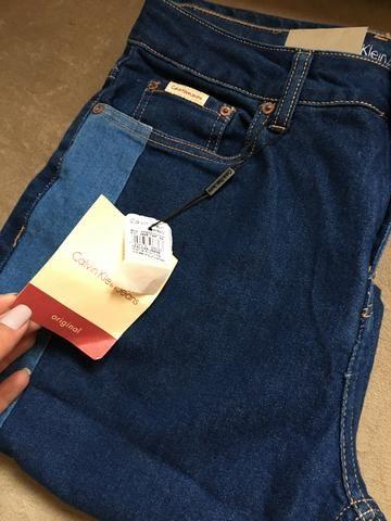 Calça feminina Calvin Klein - Foto 4