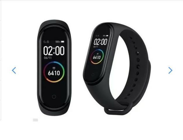 Pulseira Inteligente Smartband M4 Monitor Cardíaco Relógio - Foto 4