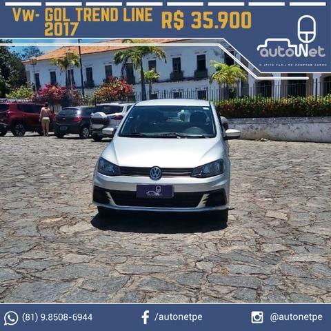 VW- Volkswagen Gol TrendLine 1.6 - Carro Excelente!!! - Foto 2