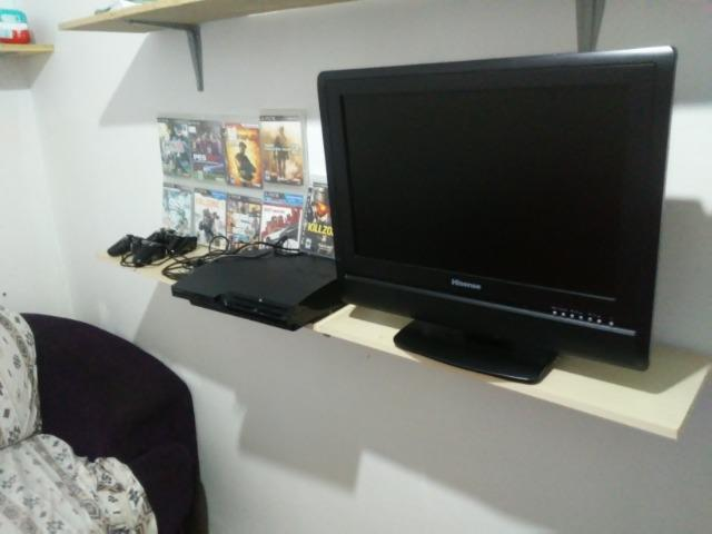 Play 3 e TV - Foto 2