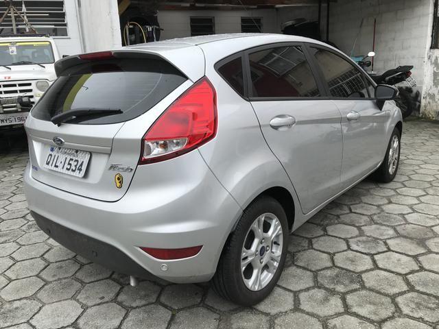 New Fiesta 1.6 Automático SEL 2017 Com Apenas 10.000 km Impecável só R$52.900,00 - Foto 3