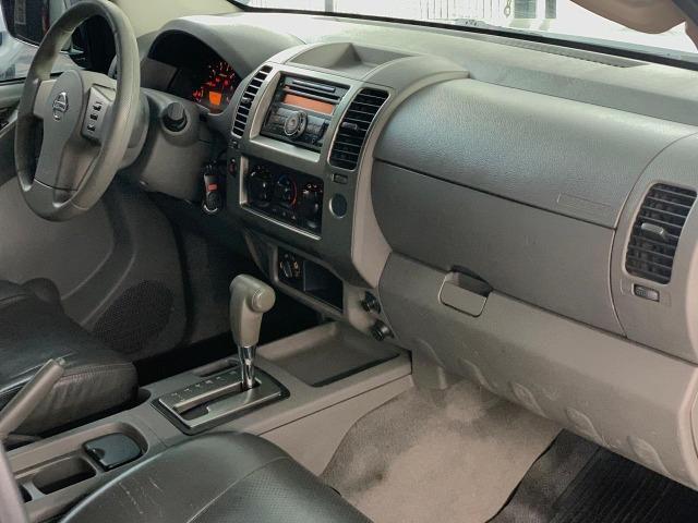 Nissan Frontier LE 2.5 4x4 Diesel Aut 2008/2009 - Foto 9