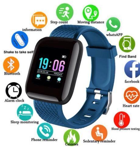 Relógio digital smartwatch - Foto 2