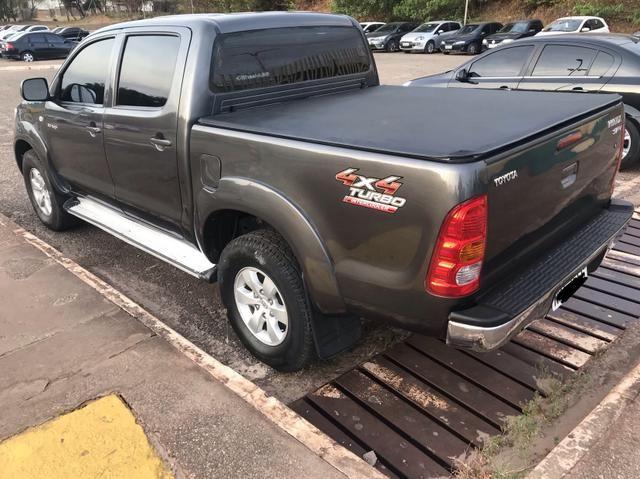 Hilux srv 11/11 Aut. 4x4 Diesel - Foto 2