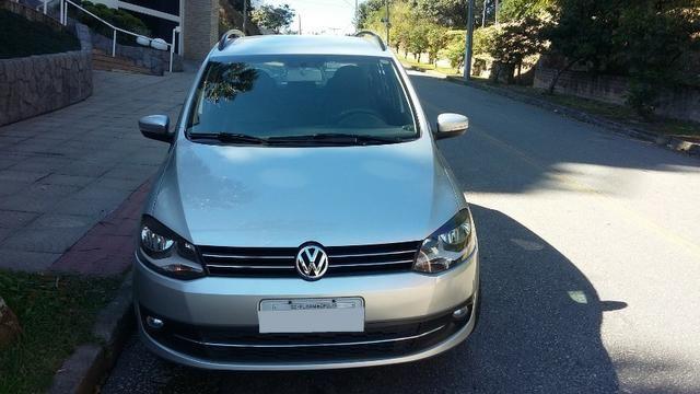Volkswagen Spacefox Trend I-Motion 1.6 Total Flex 8V - Foto 3