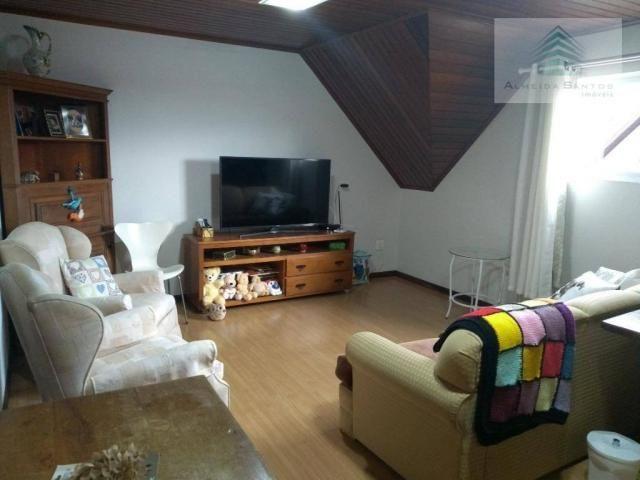 Sobrado com 3 dormitórios à venda, 160 m² por r$ 775.000,00 - são francisco - curitiba/pr - Foto 19