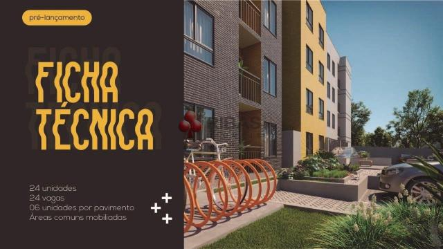 Apartamento à venda com 3 dormitórios em Tingui, Curitiba cod:15417 - Foto 3