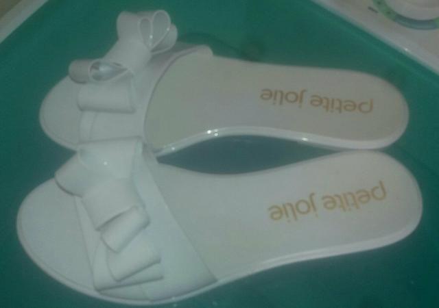 Sandálias Petite jolie - Foto 2