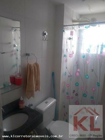 Imperdivel, Apto , 2° andar, 2 quartos, no Residencial Jangadas, Nova Parnamirim - Foto 3