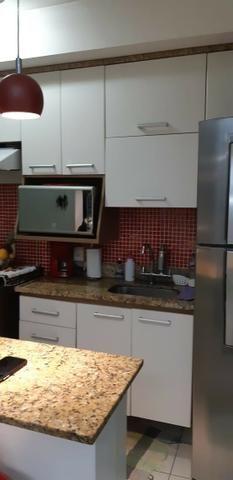 Alugo lindo apartamento decorado Norte Village - Foto 12