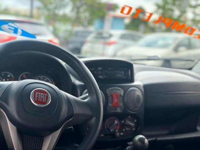 Fiat Doblo Essence 1.8 Flex Completo 7 Lug. prata - Foto 7