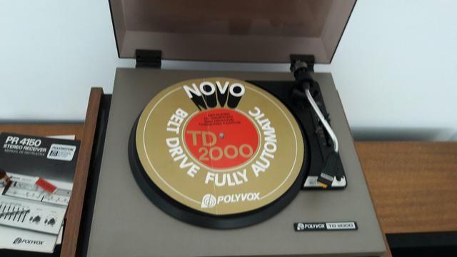Receiver Polyvox PR150 - Foto 5