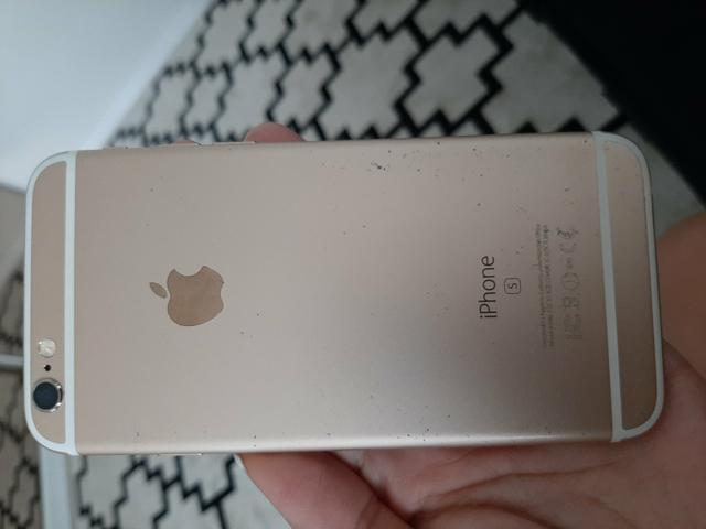 Iphone 6S Gold - Foto 2