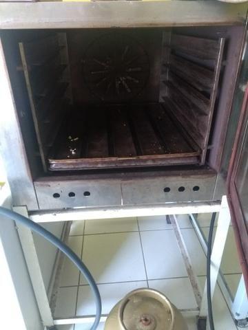 Torrando forno de assar pão - Foto 2