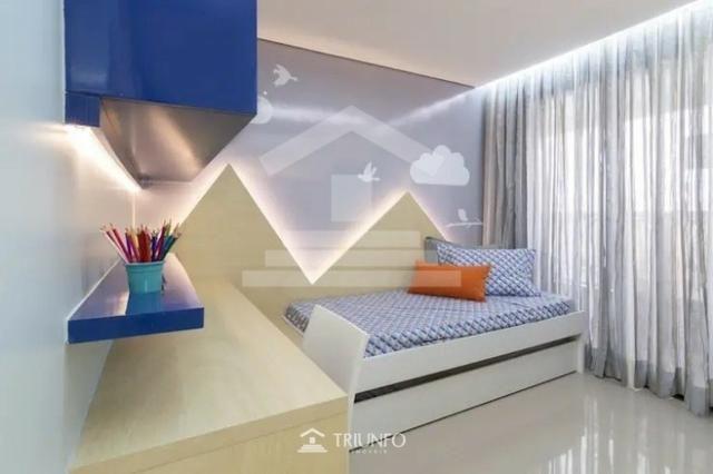 (HN) TR 12109 - Apartamento novo no Cocó com 92m² - 3 suítes - Fino Acabamento - Foto 14