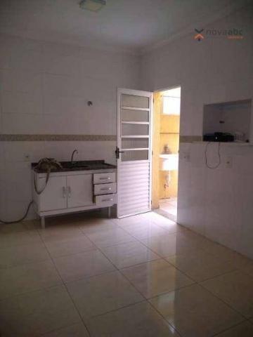 Apartamento com 2 dormitórios para alugar, 50 m² por R$ 1.300/mês - Parque Novo Oratório - - Foto 7