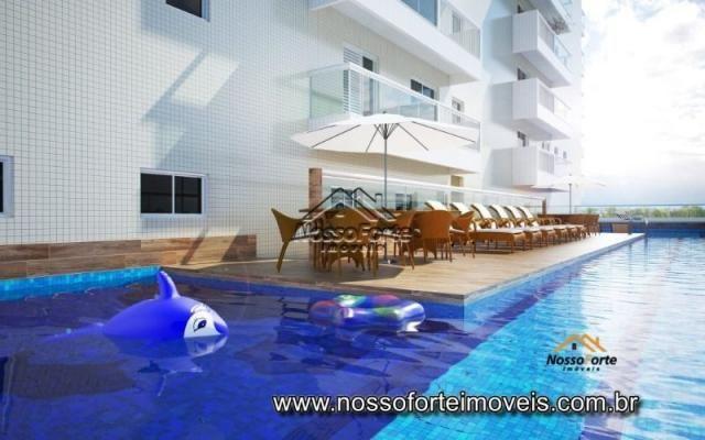 Lançamento Apartamento Alto Padrão no Canto do Forte em Praia Grande - Foto 2