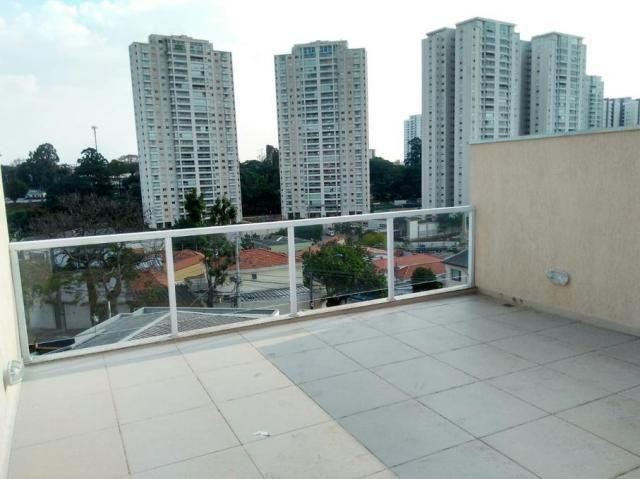 Apartamento à venda com 2 dormitórios em Santa maria, Santo andré cod:60776 - Foto 2
