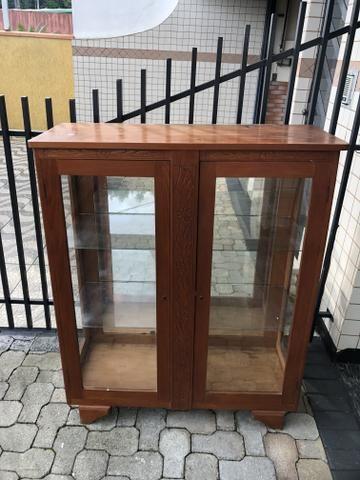 Cristaleira 2 portas - Entregamos