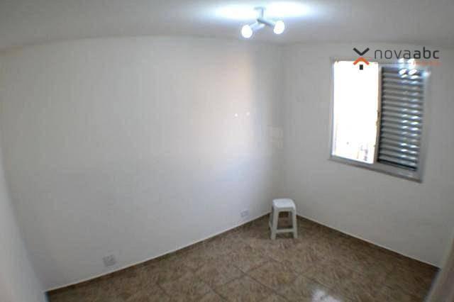 Apartamento com 2 dormitórios para alugar, 50 m² por R$ 1.020/mês - Vila Camilópolis - San - Foto 11
