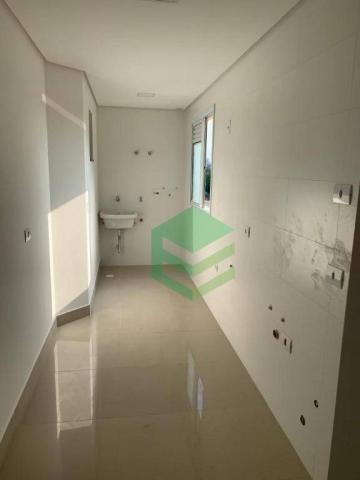 Apartamento com 2 dormitórios à venda, 53 m² por R$ 300.000 - Paulicéia - São Bernardo do  - Foto 6
