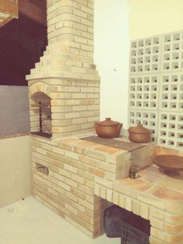 Linda casa no condomínio fazenda real 1 e 2, 3 quartos, suíte, excelente área de lazer - Foto 12