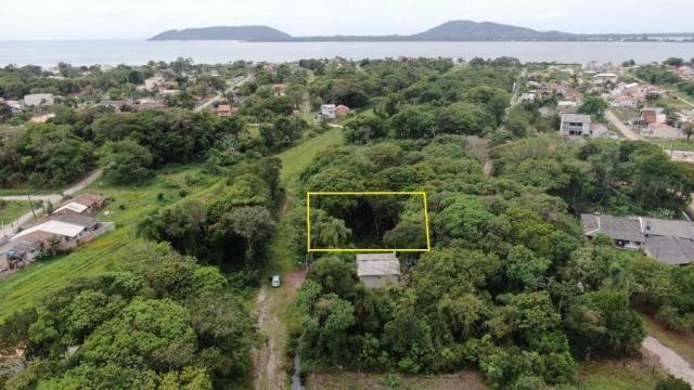 Terreno à venda, 300 m² por r$ 46.000,00 - brandalize - itapoá/sc - Foto 3