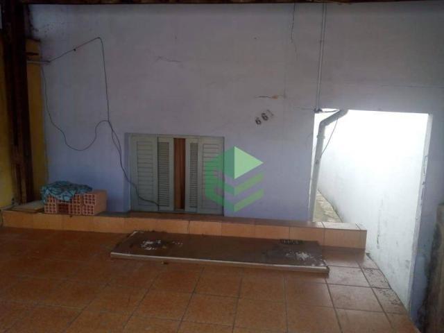 Terreno à venda, 161 m² por R$ 420.000 - Assunção - São Bernardo do Campo/SP - Foto 3