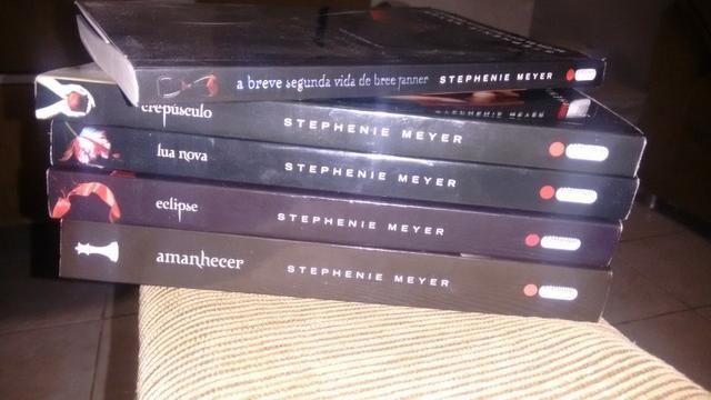 Coleção Completa Muito Nova do Crepúsculo! - Foto 3