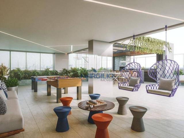 Apartamento com 2 quartos à venda, 75 m² por r$ - setor bueno - goiânia/go - Foto 8