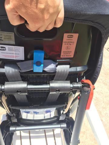 A Cadeira para Auto Chicco - 0 até 18kg - Foto 3