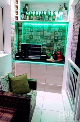 Apartamento à venda com 3 dormitórios em Nova parnamirim, Parnamirim cod:APV 29024 - Foto 5