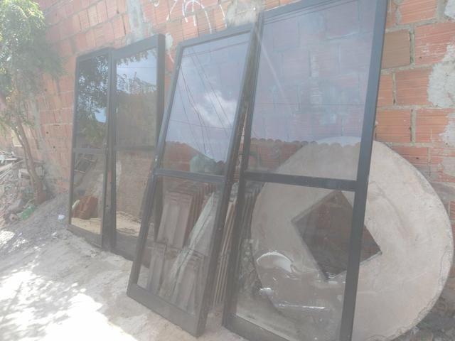 Portas de vidro - Foto 3
