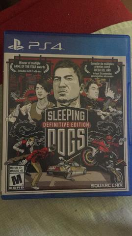 Sleeping Dogs definitive edition PS4 - Foto 2