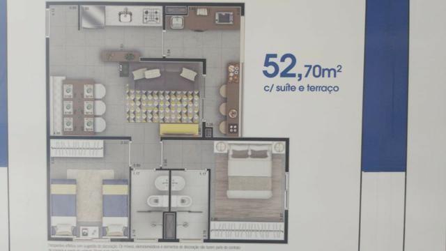 Código MA40 - Apto 52m² com 2 dorms, suite, varanda Gourmet - 400 metros da Estação Osasco - Foto 20