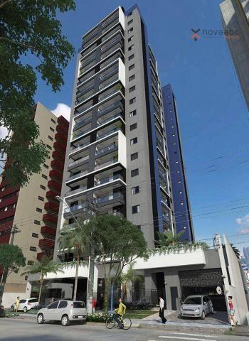 Apartamento com 2 dormitórios e varanda gourmet para alugar, 70 m² em condomínio completo  - Foto 2