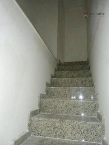 Cobertura com 2 dormitórios para alugar, 48 m² por R$ 1.400/mês - Parque Novo Oratório - S - Foto 15
