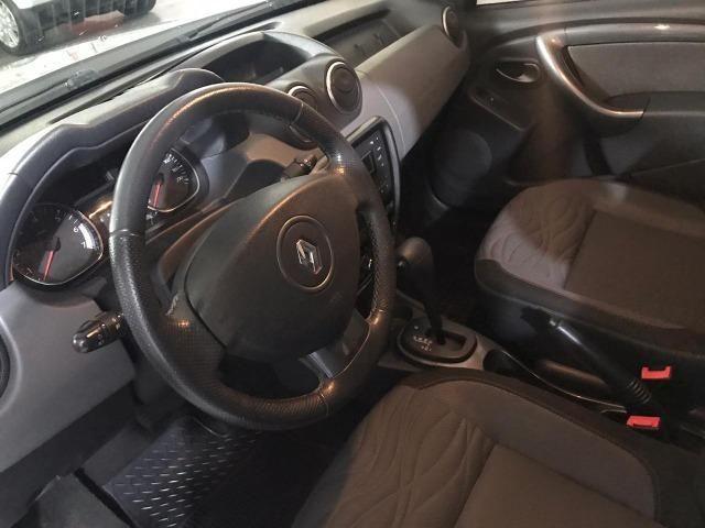 Renault duster 2.0 dynamique 4x2 flex 4p automático - Foto 8