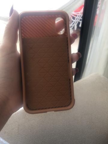 Capinha ( carteira) iPhone X e Xs - Foto 3