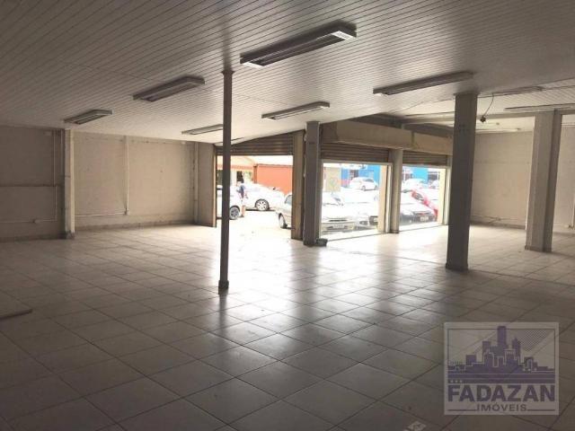 Loja para alugar, 290 m² por r$ 2.500,00/mês - pinheirinho - curitiba/pr - Foto 6