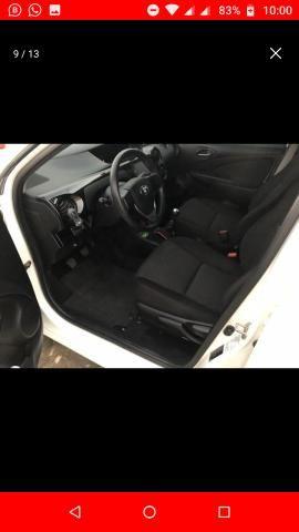 Toyota etios x 1.3 flex 2018 16v - Foto 4