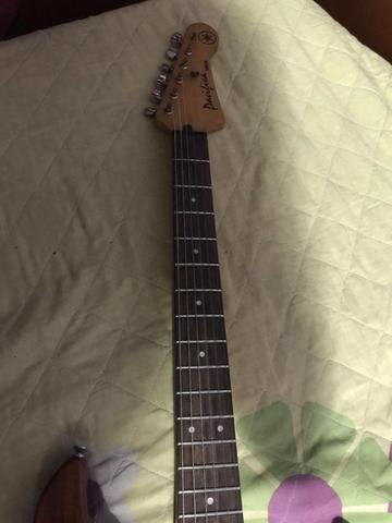 Guitarra Yamaha pacifica madeirada - Foto 3