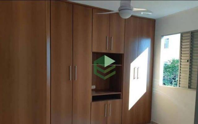 Apartamento com 2 dormitórios à venda, 57 m² por R$ 199.000 - Vila Marchi - São Bernardo d - Foto 8