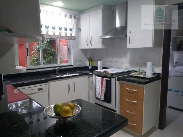 Sobrado com 3 dormitórios à venda, 160 m² por r$ 775.000,00 - são francisco - curitiba/pr - Foto 5