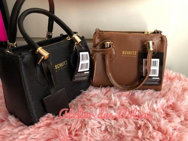 Bolsa nova e mochila