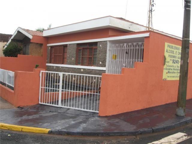 Casa com 2 dormitórios à venda, vila tibério - ribeirão preto/sp - Foto 3