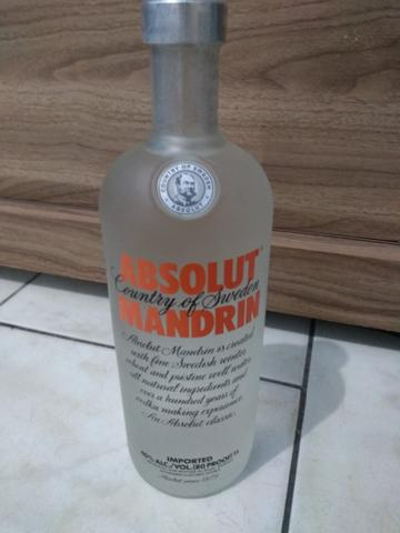 Vodka Absolut Mandrin